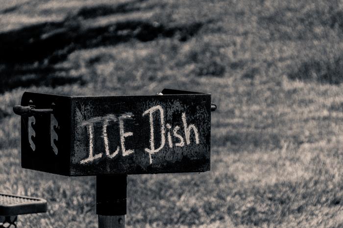Ice Dish